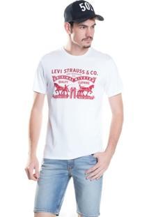 Camiseta Levis Graphic Set-In Neck Masculino - Masculino