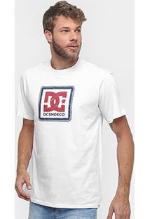 Camiseta Básica Dc Shoes Richardson Masculina - Masculino