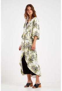 Kimono Sacada Est Pradaria Feminino - Feminino