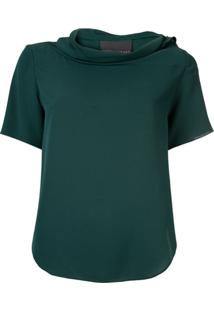 Ginger & Smart Blusa Secret Vice - Verde