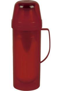 Garrafa Térmica Diva 1L Vermelha