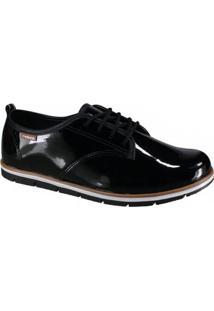 Sapato Feminino Oxford Moleca