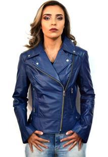 Jaqueta Feminina 205 Azul - Azul - Feminino - Dafiti
