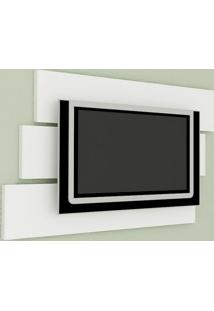 Painel Para Tv 1.3 Mobile Branco