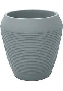 Vaso De Plástico Egípcio-S Cimento - Tramontina