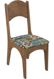Cadeira Ca18 Ladrilho Nobre Fosco