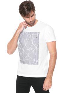 Camiseta Aramis Vitral Branca