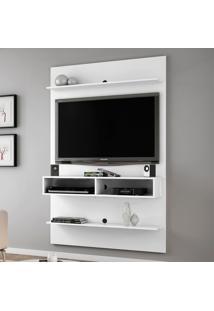 Painel Para Tv Vega Branco - Móveis Bechara