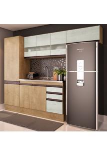 Cozinha Compacta Amália I 9 Pt 2 Gv Nogueira E Gelo