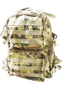 Mochila Tática Modular Evo Tactical 30,5 Litros Blackpack Camuflada
