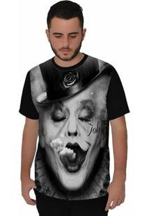 Camiseta Stompy Coringa Smoker - Masculino