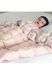 Cobertor Ponderado Artesanal Ursinhos Médio Teiajubinha