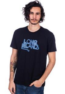 Camiseta Long Island Led Masculina - Masculino