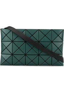 Bao Bao Issey Miyake Bolsa Transversal Lucent Com Efeito Fosco - Verde