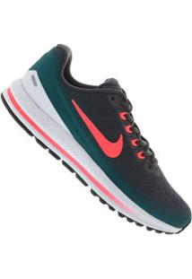 Tênis Nike Zoom Vomero 13 - Masculino - Cinza Escuro/Branco