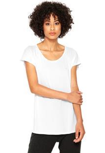 Camiseta Malwee Básica Branca