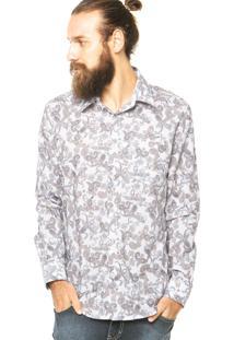 Camisa Forum Reta Off-White