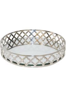 Bandeja De Prata Ring