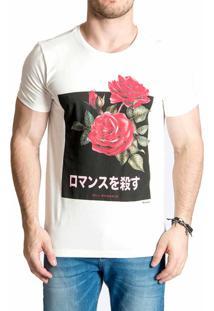 Camiseta Kill Romance Flower