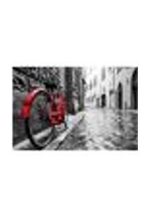 Painel Adesivo De Parede - Bicicleta - 252Pn-G