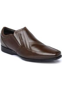Sapato Masculino Nevano Palmilha Gel Sola De Borracha - Masculino