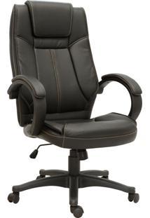 Cadeira Office Nova Cordora-Rivatti - Preto