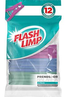 Prendedor Bailarina 12Pçs- Flashlimp