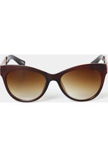 Óculos Feminino De Sol Vintage Marisa