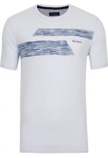 Camiseta White Silk