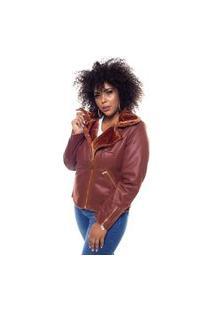 Jaqueta Feminina Oversize Crocker - 45057