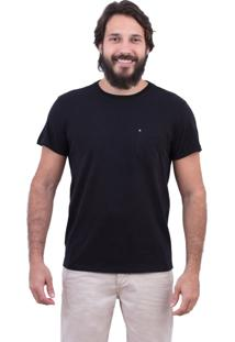 Camiseta Limits Touch Peace And Love Preto