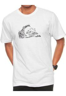 Camiseta Quiksilver Japan Logo - Masculino