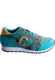 Tênis Coca-Cola Califórnia Girl Cc1355 - Feminino-Azul