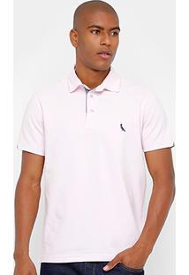 Camisa Polo Reserva Piquet Pala Interna Vichy 32796 - Masculino