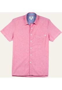 Camisa Tbl Allendale River Chambray Mc V