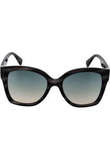 Óculos De Sol Paris Marrom Verde