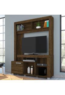 Estante Para Tv 1 Porta Flávia 662024 Savana - Madetec