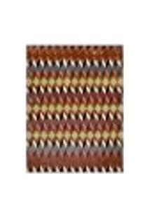 Tapete Marbella Chouilly Retangular (100X150Cm) Colorido