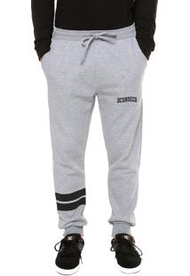 Calça Dc Shoes Jogger Double List Cinza