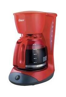 Cafeteira Red Coffe Maker Bvstdcdw12R-057 Oster 22