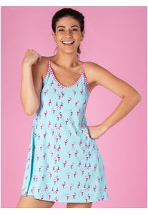 Camisola Listras Flamingo P