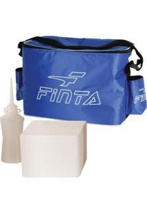 Bolsa Térmica Massagem/Fisioterapia Finta - Unissex-Azul