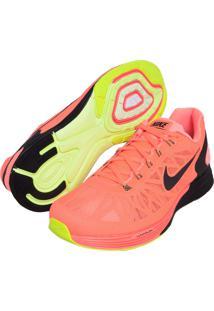 Tênis Nike Lunarglide 6 Rosa