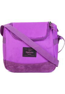 Bolsa Térmica Up4You Color Block Feminina - Feminino-Pink