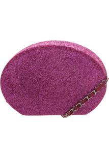Clutch Texturizada- Pinkschutz