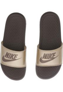 62f51c3c2 ... Chinelo Nike Benassi Jdi Print - Slide - Feminino - Vinho