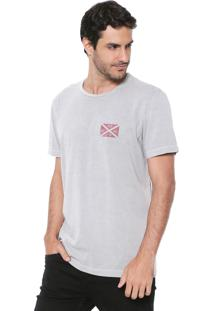 Camiseta Richards Spear Cinza