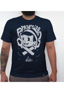 Lies - Camiseta Clássica Masculina