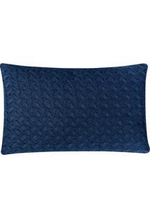 Enfeite Decorativo 1 Peça Tricot-Batistela Baby - Azul Marinho
