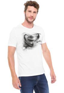 Camiseta Zoomp Longitude Branca